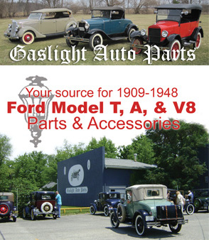 Gaslight Auto Parts 2017 Catalog Image