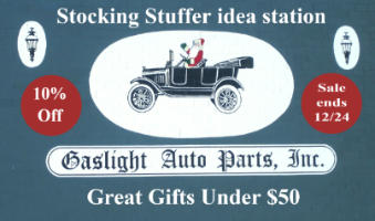 SALE: gift ideas under $50 for the Ford Restorer